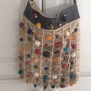 Mudd beaded purse / Tote